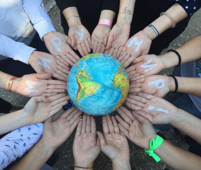 Картинки миру мир мир во всем мире, папе детей
